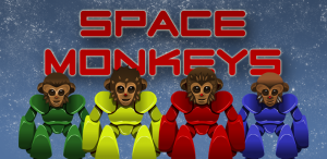 Space Monkeys block puzzle