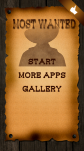 Most wanted poster app